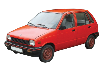 Maruti 800 Car Review, Price, RTO & Insurance